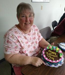 Mary - Retirement